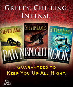 The Knight, The Rook, The Pawn by Steven James