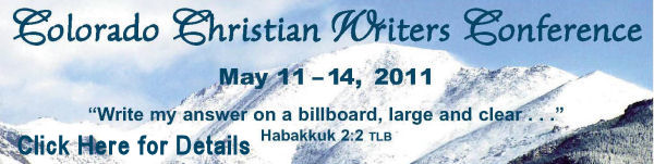 Colorado Christian Writers Conference