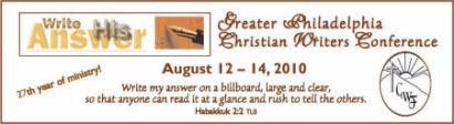 Greater Philadelphia Christian Writers Conference