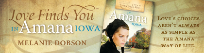 Love Finds You In Amana, Iowa