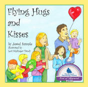 Flying Hugs And Kisses