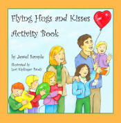 Flying Hugs And Kisses Activity Book