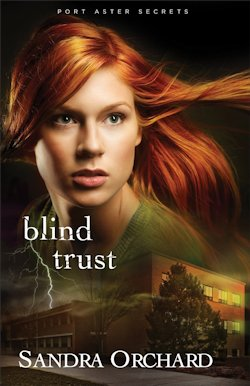 Blind Trust by Sandra Orchard