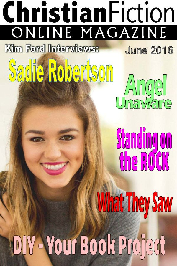 June 2016 - Christian Fiction Online Magazine