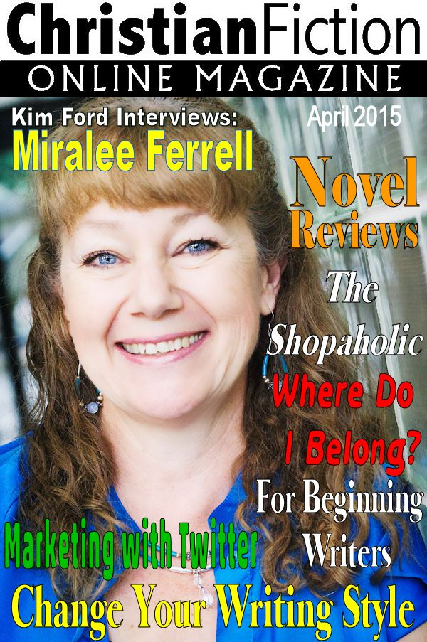 April - Christian Fiction Online Magazine