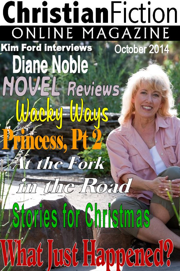 October - Christian Fiction Online Magazine